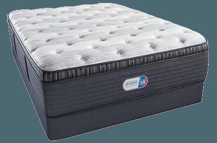 Beautyrest Platinum Gladstone Peak Plush Pillow Top