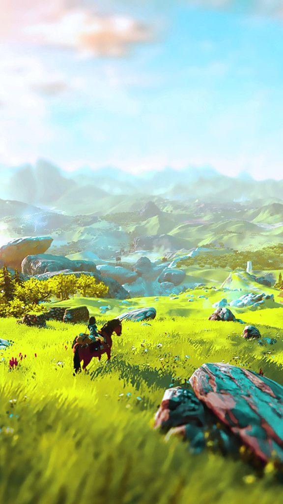 Mobile Phone The Legend Of Zelda Wallpapers Hd Desktop With