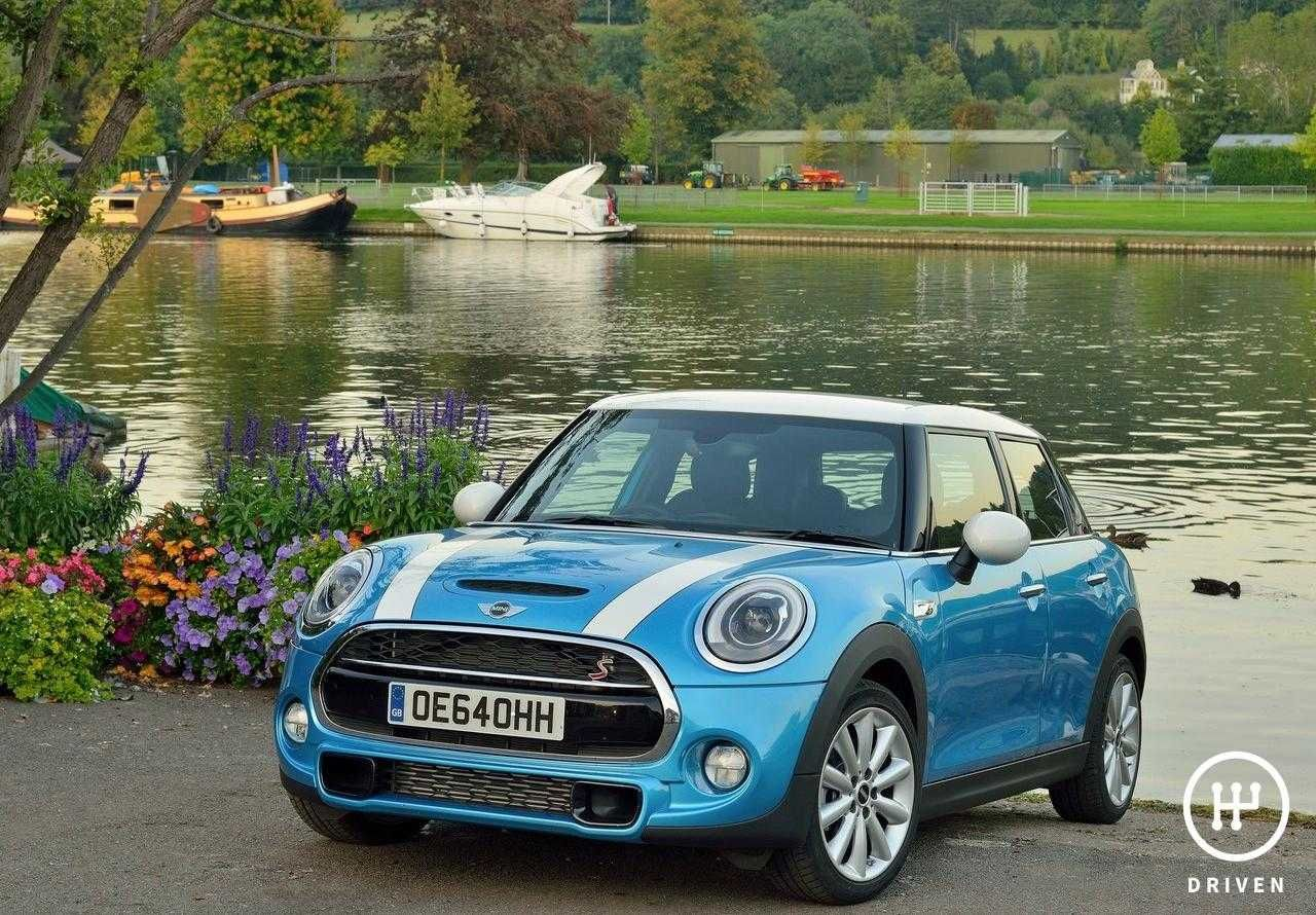 2015 Mini Cooper SD 5-door