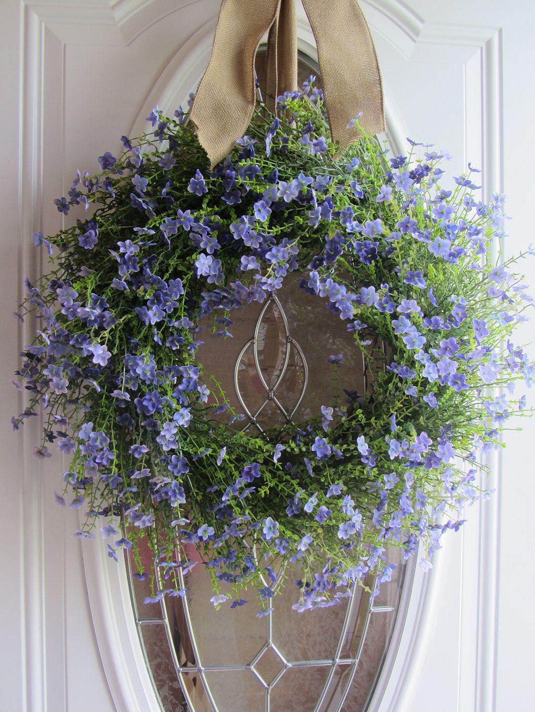 Photo of 40 Beautiful Front Door Wreath Ideas
