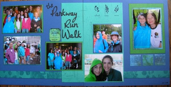 2007 - Exhibit: Parkway Run/Walk 2008