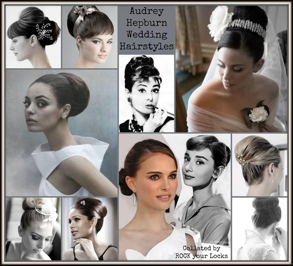 Audrey Hepburn Wedding Hair Carmen Gonzalez Audrey Hepburn