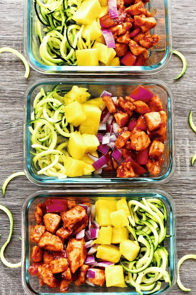 "You go to bed every night with such good intentions. ""When I wake up tomorrow, I'm going to pack myself a healthy lunch."" But all too often, we choose that extra snooze time over that lunch-prepping t"