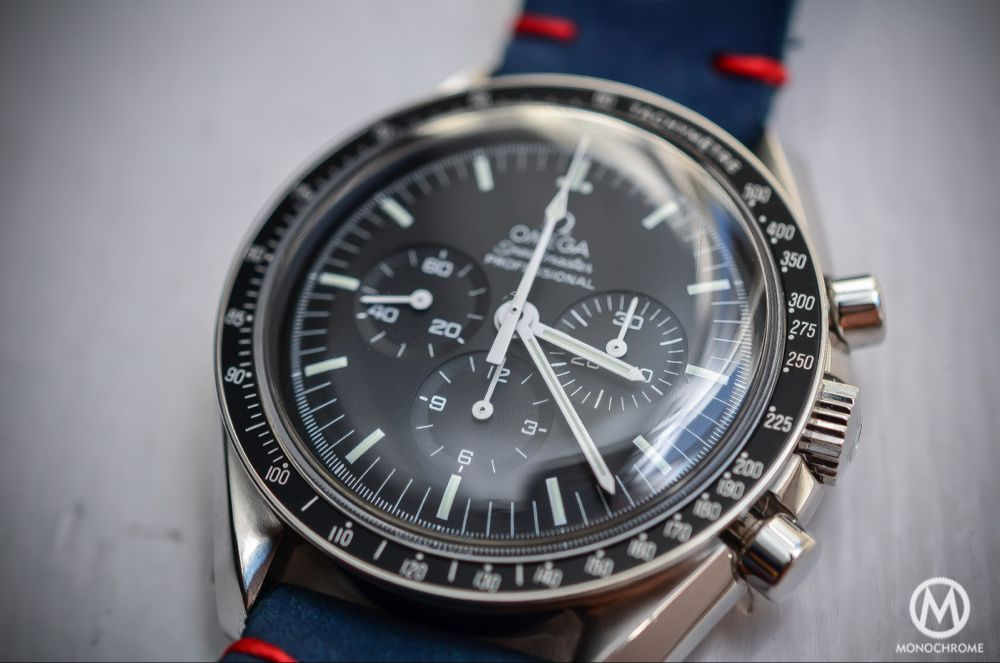 The Collector's Series - Our Associate Editor Brice shares his passion for the Omega Speedmaster Moonwatch - Monochrome-Watches #monochromewatches The Collector's Series - Our Associate Editor Brice shares his passion for the Omega Speedmaster Moonwatch - Monochrome-Watches #monochromewatches