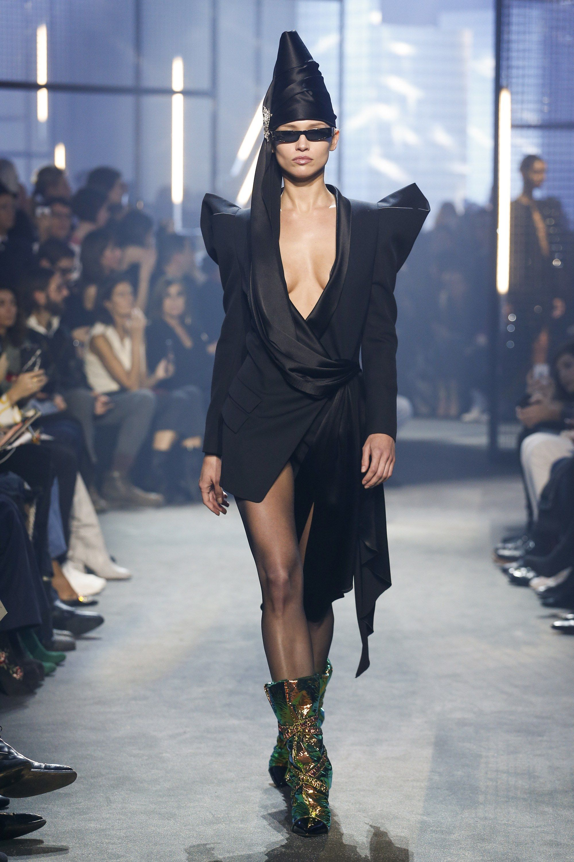 aa729618 Alexandre Vauthier Spring 2018 Couture Fashion Show | 2020, 2019 ...
