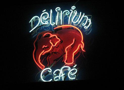 DeliriumCafé:recordGuinnessenvariedadesdecerveza