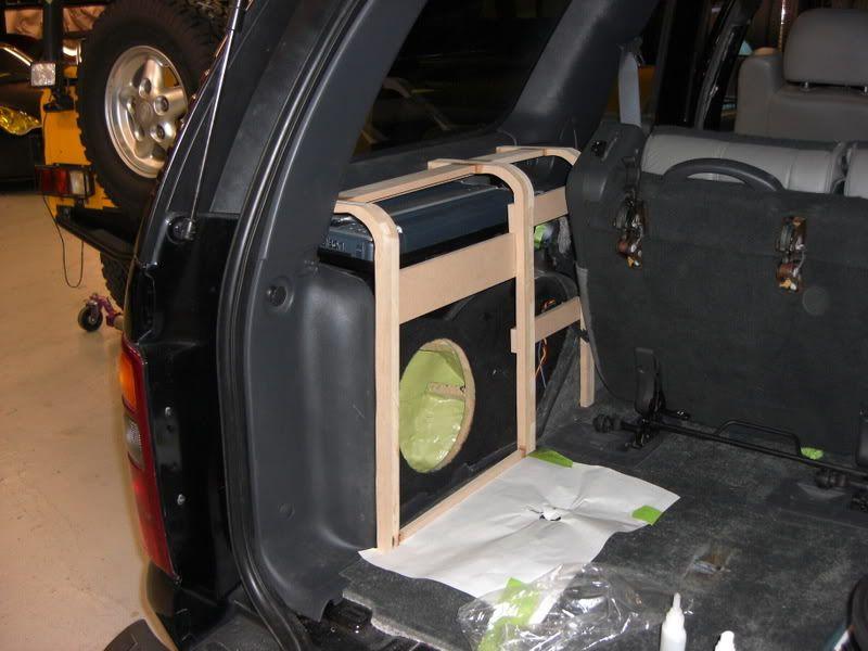 Stealth Tahoe Install Car Audio Diymobileaudio Com Car
