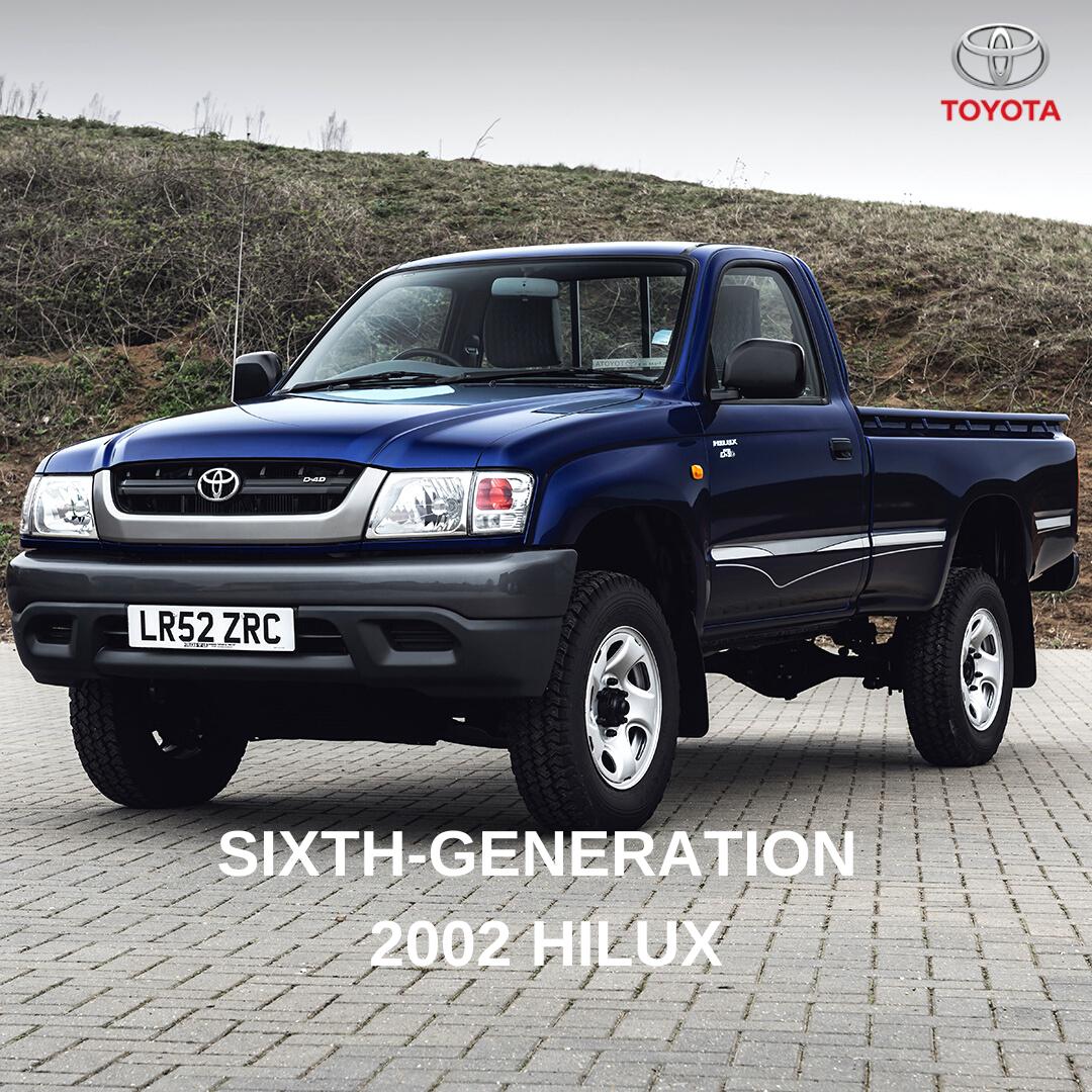 Kelebihan Toyota Hilux 2002 Murah Berkualitas