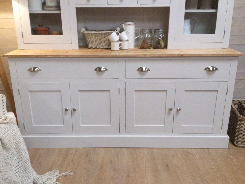 Handmade Painted 6ft Welsh Dressers Amp Sideboards Welsh