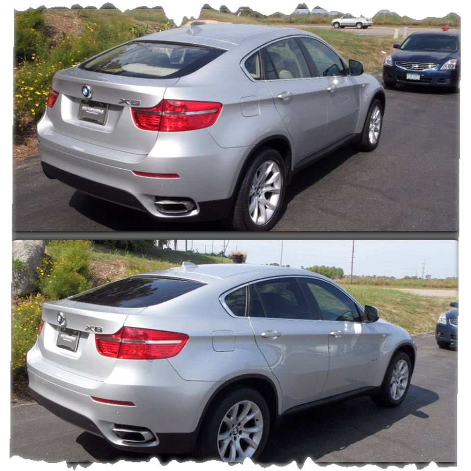 See the difference between no tint and tint! Suv, Window