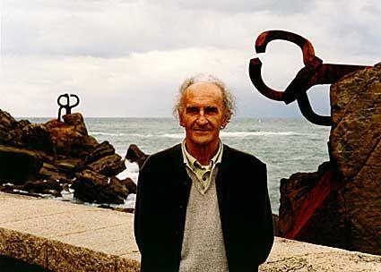 chillida_peine | esc.eduardo chillida(esp)>sculpture | pinterest