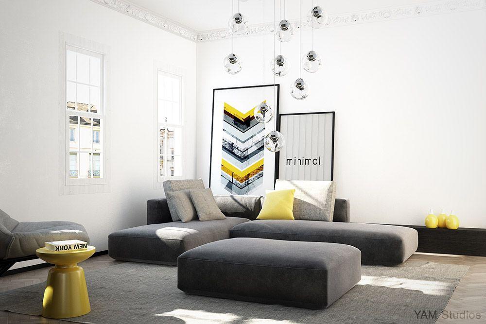 wall art, interior design by yam studios london, lifestyle