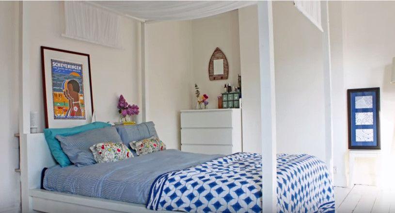 IKEA Hacks: So Möbeln Sie Ihr Bett Zu Einem Persönlichen Unikat Auf
