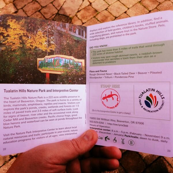 Get your washington county oregon nature passport it get your washington county oregon nature passport it conveniently lays out many of the awesome nature places in washington county ccuart Gallery