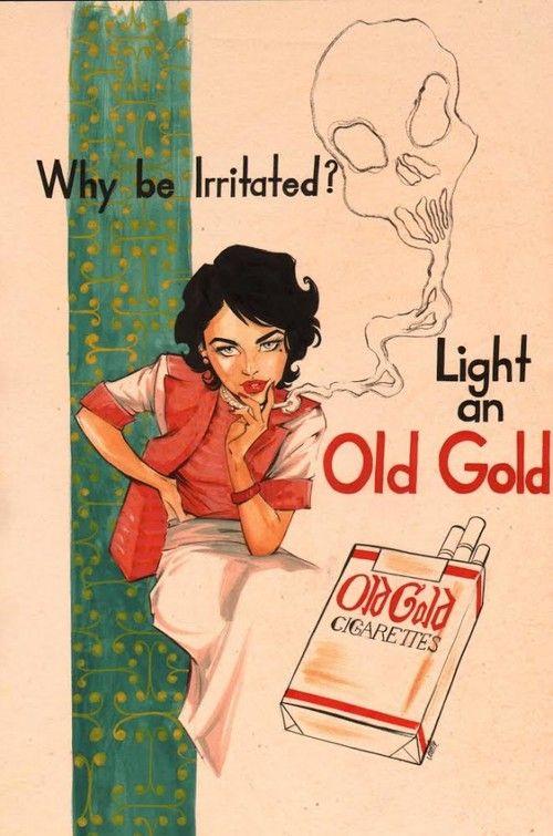 old gold/ Joelle jones