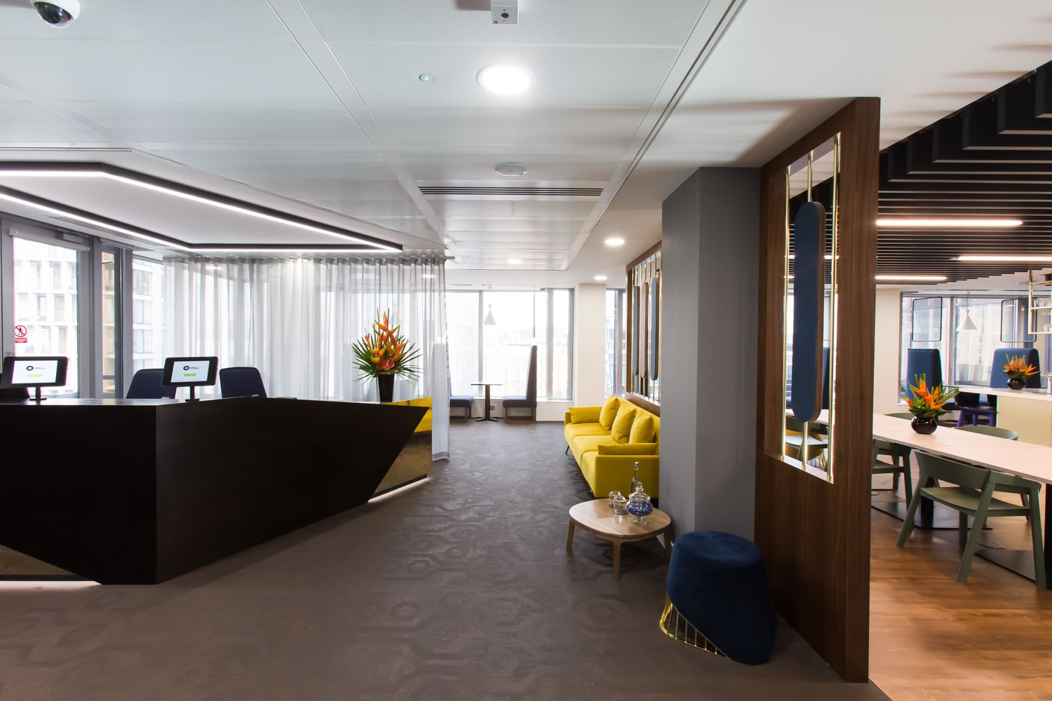 contemporary office spaces. Contemporary Office Space In Victoria, London. Fit Out Completed By C And S Ltd Spaces F