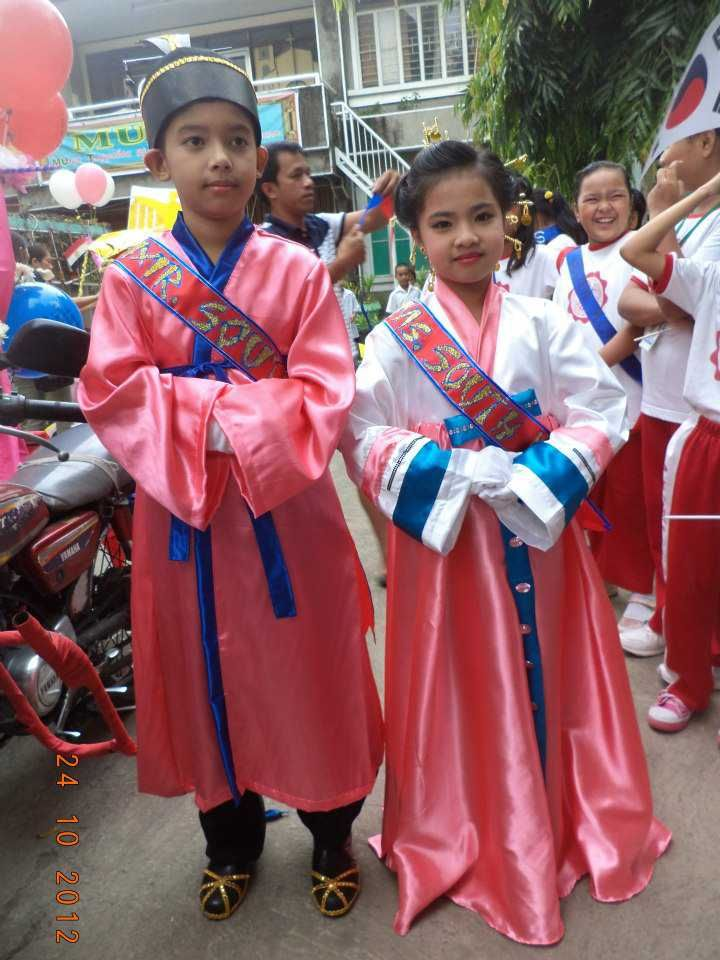 United Nation Costume Traditional Korean Costume
