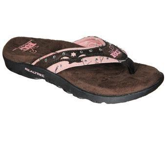 0171265109f96 Realtree Women's Trish Sandals | I LOVE PINK CAMO | Camo shoes, Camo ...