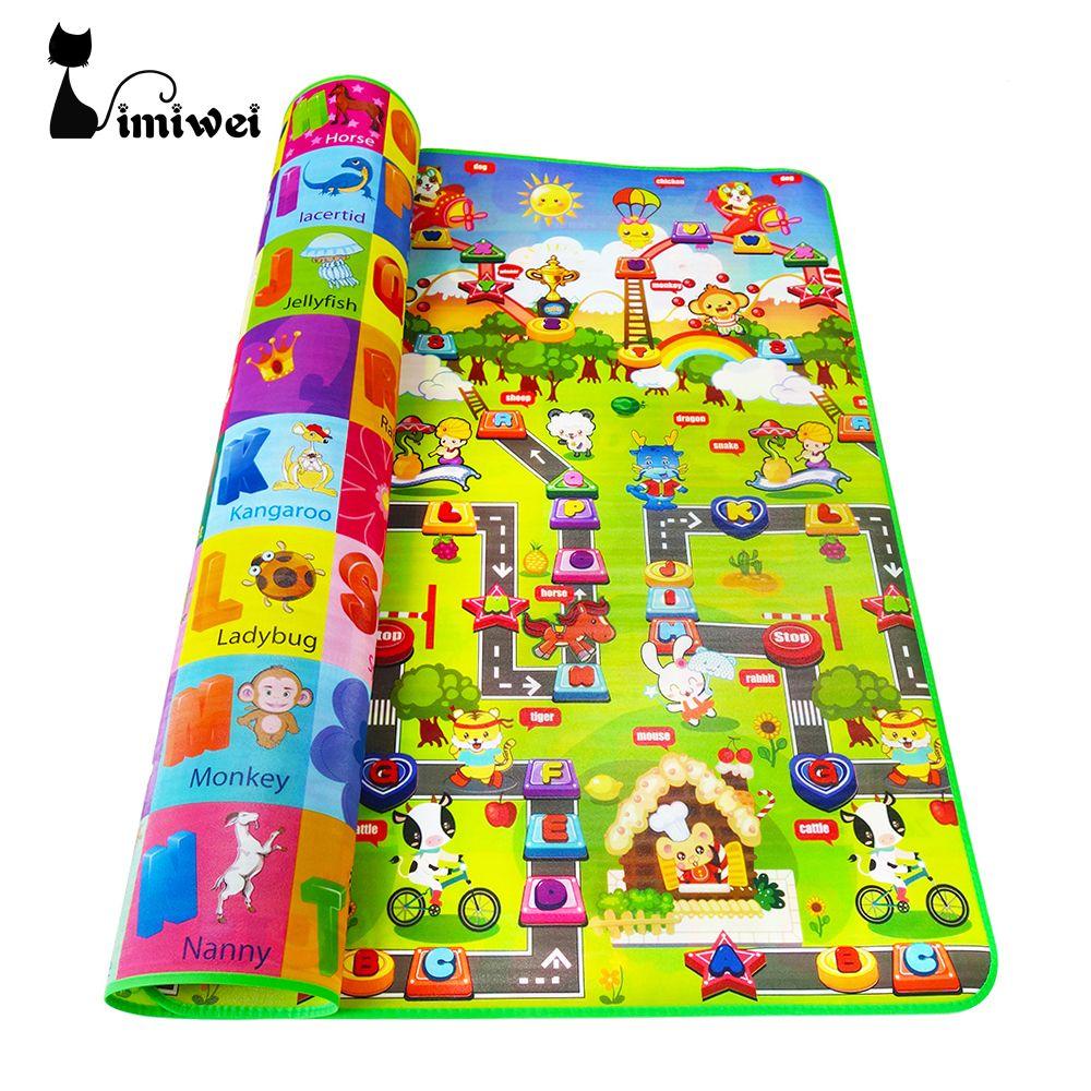 Imiwei Baby Carpets Play Mat Mats Eva Foam Rugs Kids Toys For Newborns Puzzle Mat For Children Carpet Developing Rug Playg Newborn Toys Baby Play Mat Baby Play
