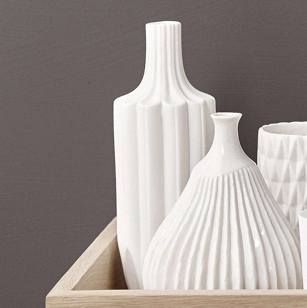 1450 design vintage white fluted vase hubsch white ceramic hubsch white fluted vase tall fluted white porcelain vase by hubsch in denmark a beautiful and elegant design with or without flowers reviewsmspy