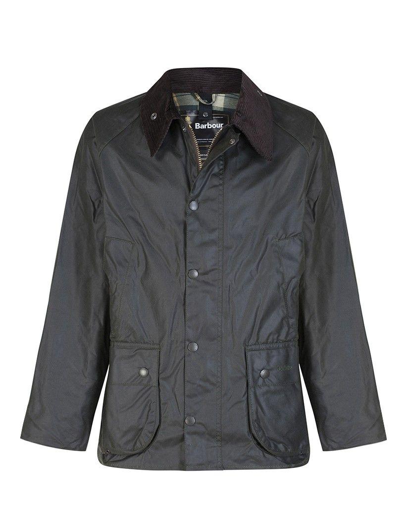 Barbour Men's Bedale Wax Jacket - Sage   Country Attire