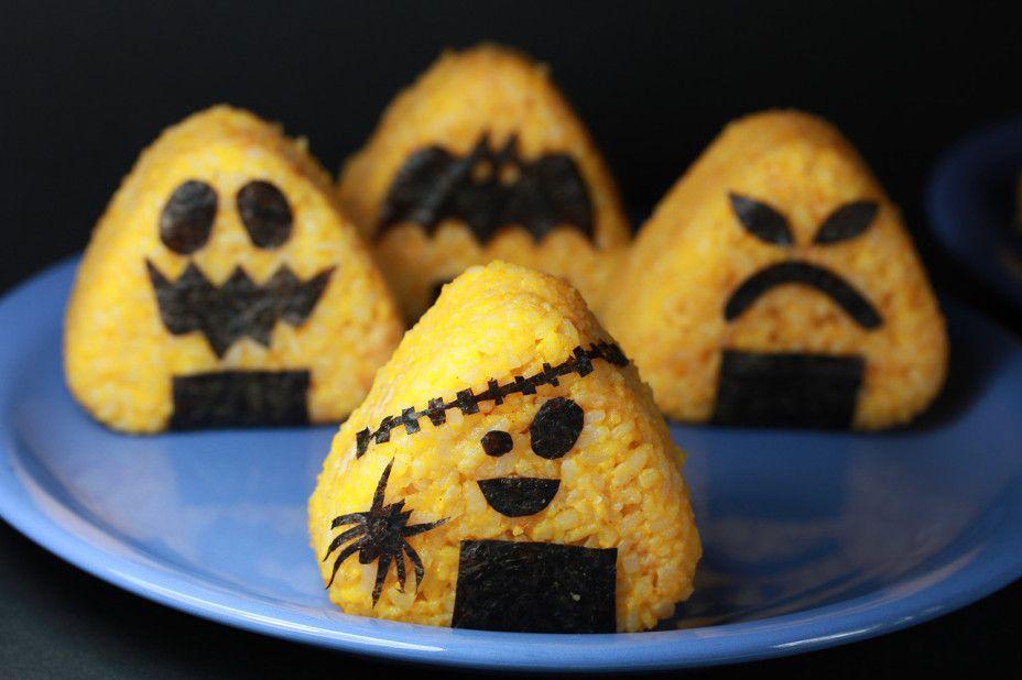 Happy Halloween 2013 – Jack-o'-Onigiri und so weiter… *bisschen NSFW*   Seviesphere.net