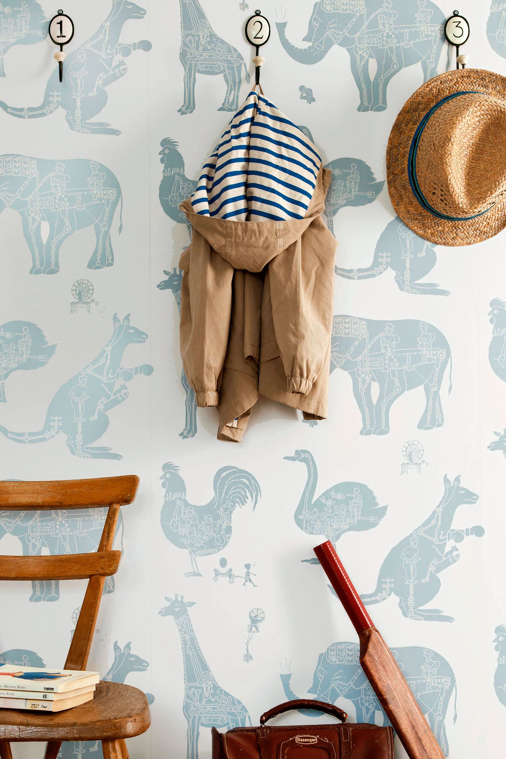 Our A To Z Guide To Home Renovation Kids Bedroom Wallpaper Kids Wallpaper Animal Wallpaper Cute wallpapers for kids boys