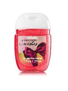 Bath And Body Works Usa Pocketbac Hand Sanitizer Antibacterial Gel