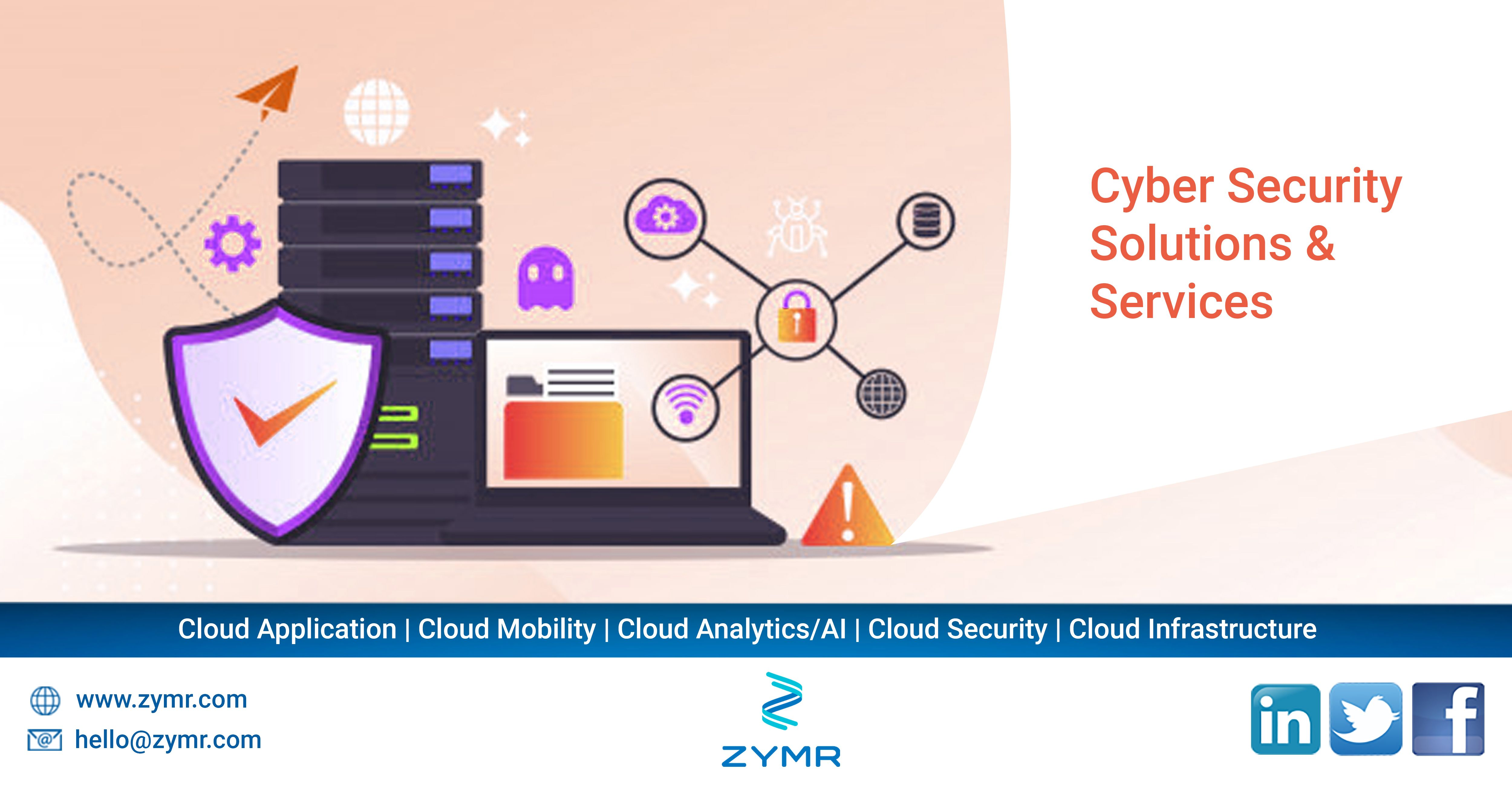 Cyber security solutions and services security solutions
