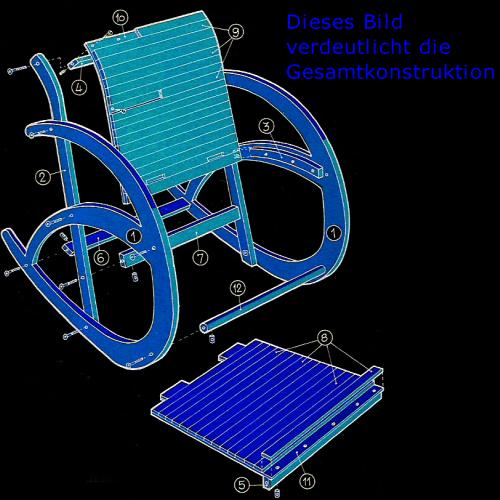 bauplan schaukelstuhl eine einfache konstruktion m bel wohnideen. Black Bedroom Furniture Sets. Home Design Ideas