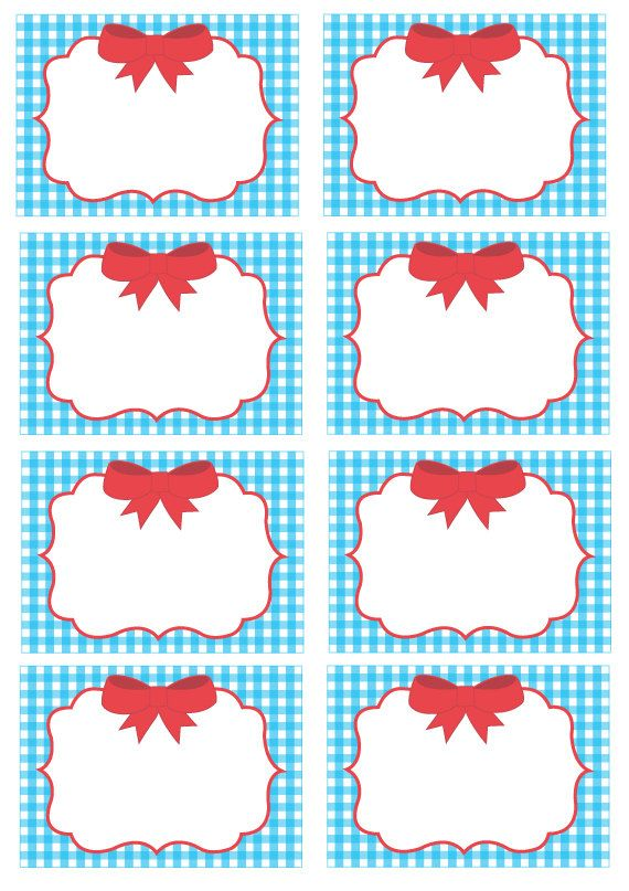 Wizard of OZ labels - instant download PDF beginning of the year