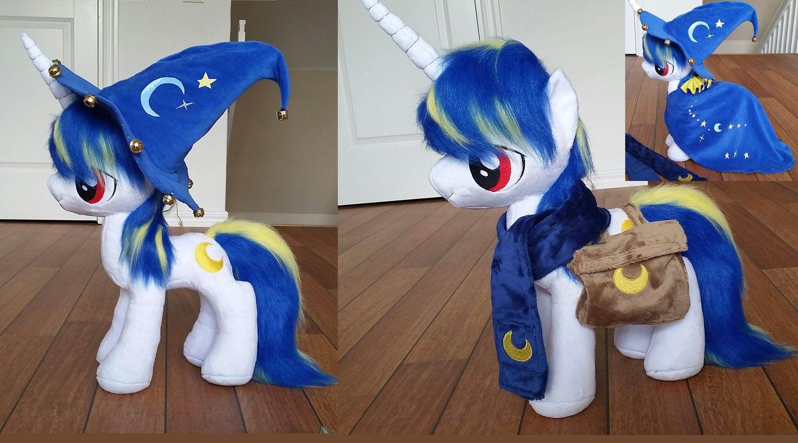 b08d17b8b443 OC male unicorn plush pony comission by Epicrainbowcrafts.deviantart.com on  @DeviantArt