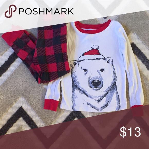 finalgymboree christmas pajamas