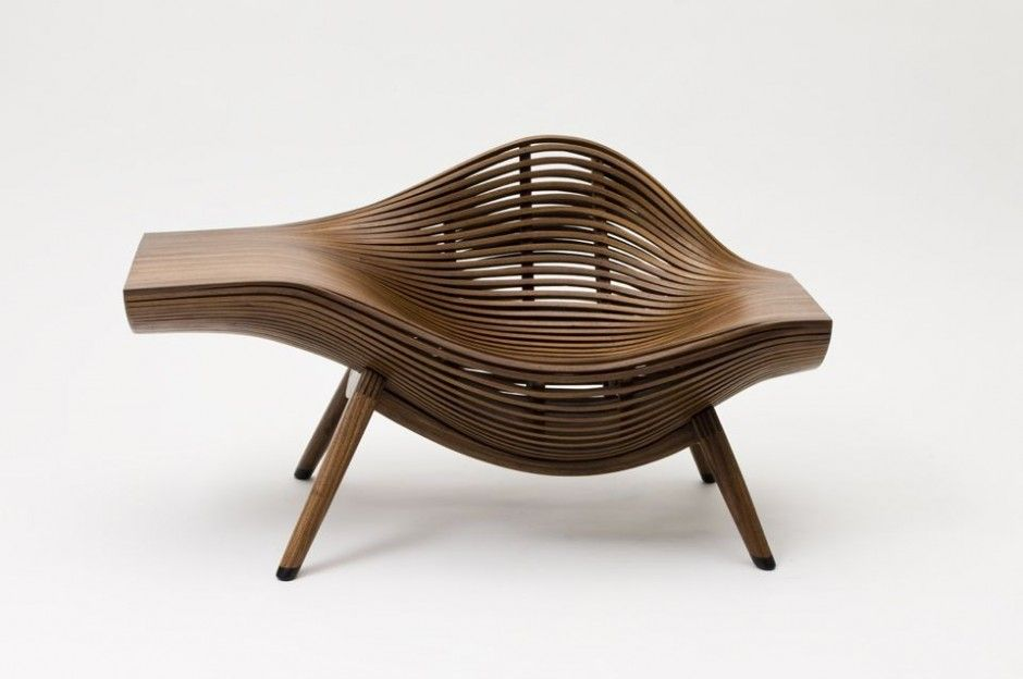 unique wood furniture designs. A Parametric Chair Design Named Steam 11 And 12 By Korean Designer Bae Se-hwa. New Seating Pieces For Sehwa Furniture Collection. Unique Wood Designs E