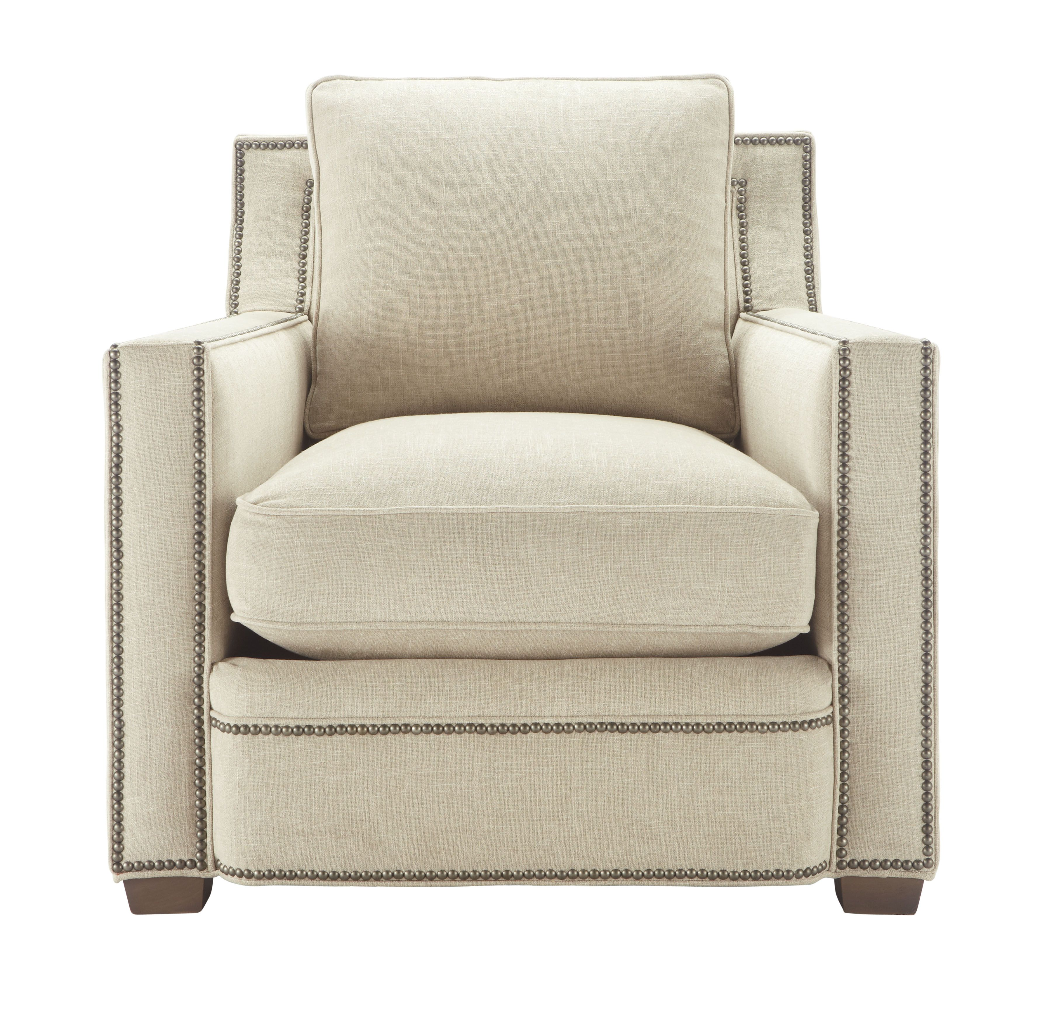 The Nailhead Trend. The Trent Upholstery Collection. Arhaus