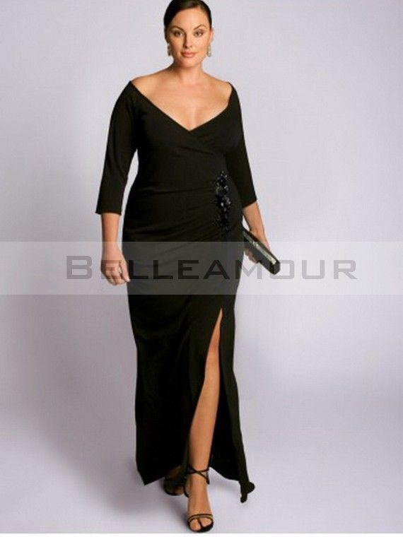 Catalogue robe de soiree grande taille