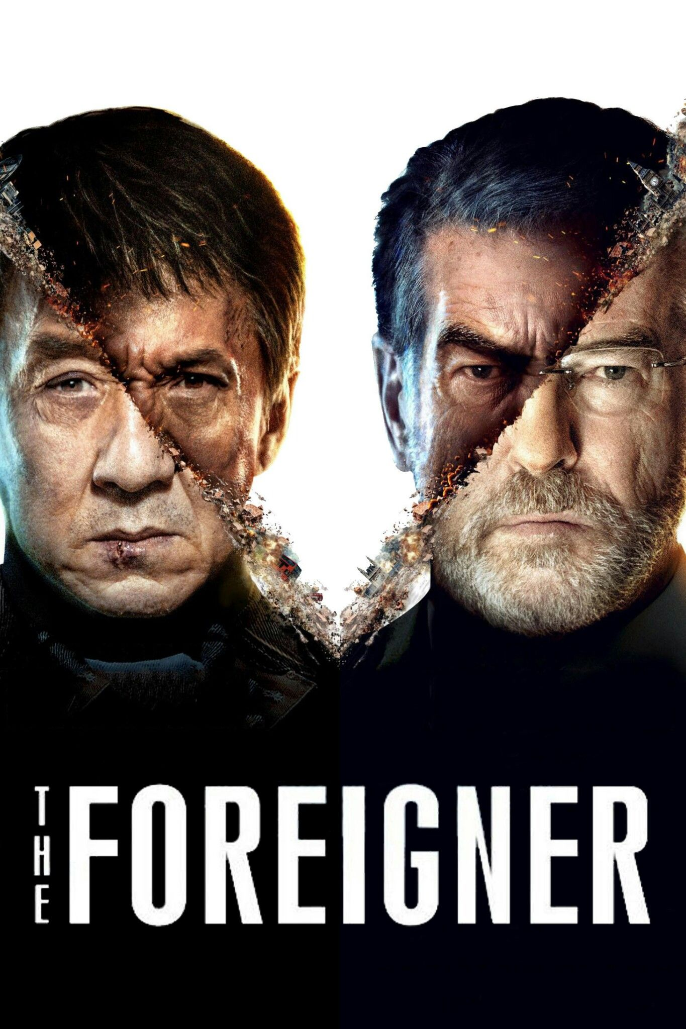 The Foreigner Movie Poster Fantastic Movie Posters Scifi Movie Posters Horror Movie Posters Action Movie P Full Movies Online Free Jackie Chan Movies Movies