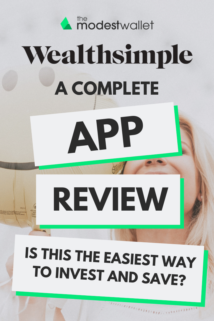Wealthsimple Review An investment platform on auto pilot