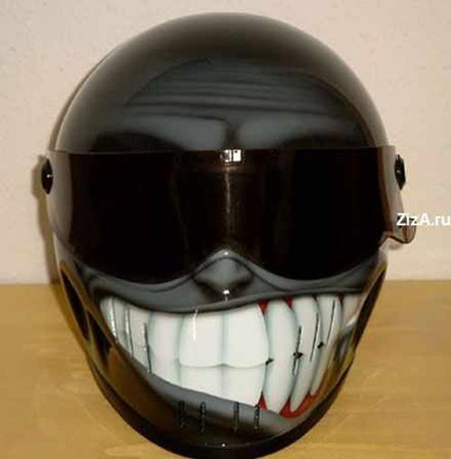 Image detail for -Get Ready For Some Cool Motorcycle Helmets [35 Pics] | Rocking Facts ...