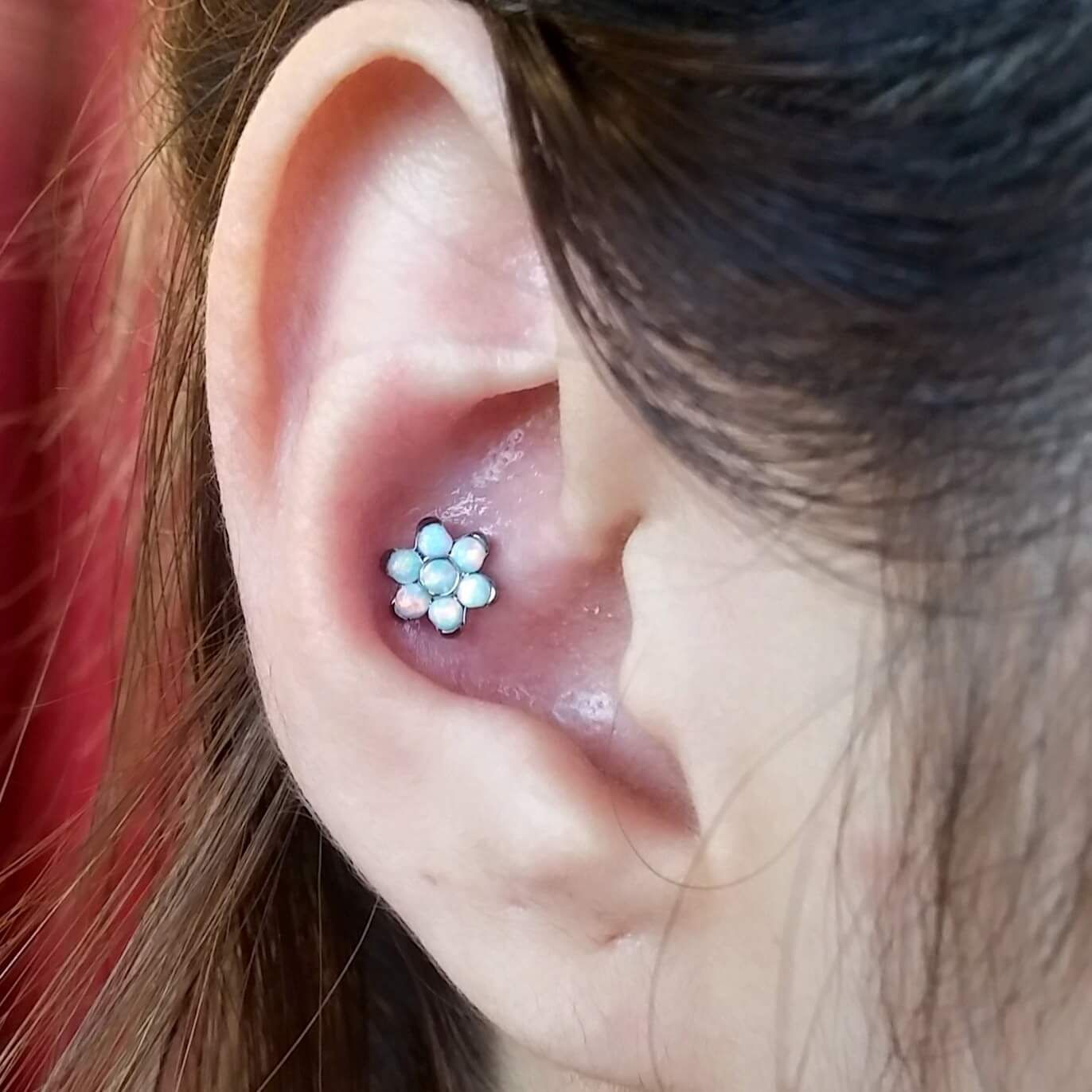 Piercing done by Jade Body jewelry, Boutique, Gifts