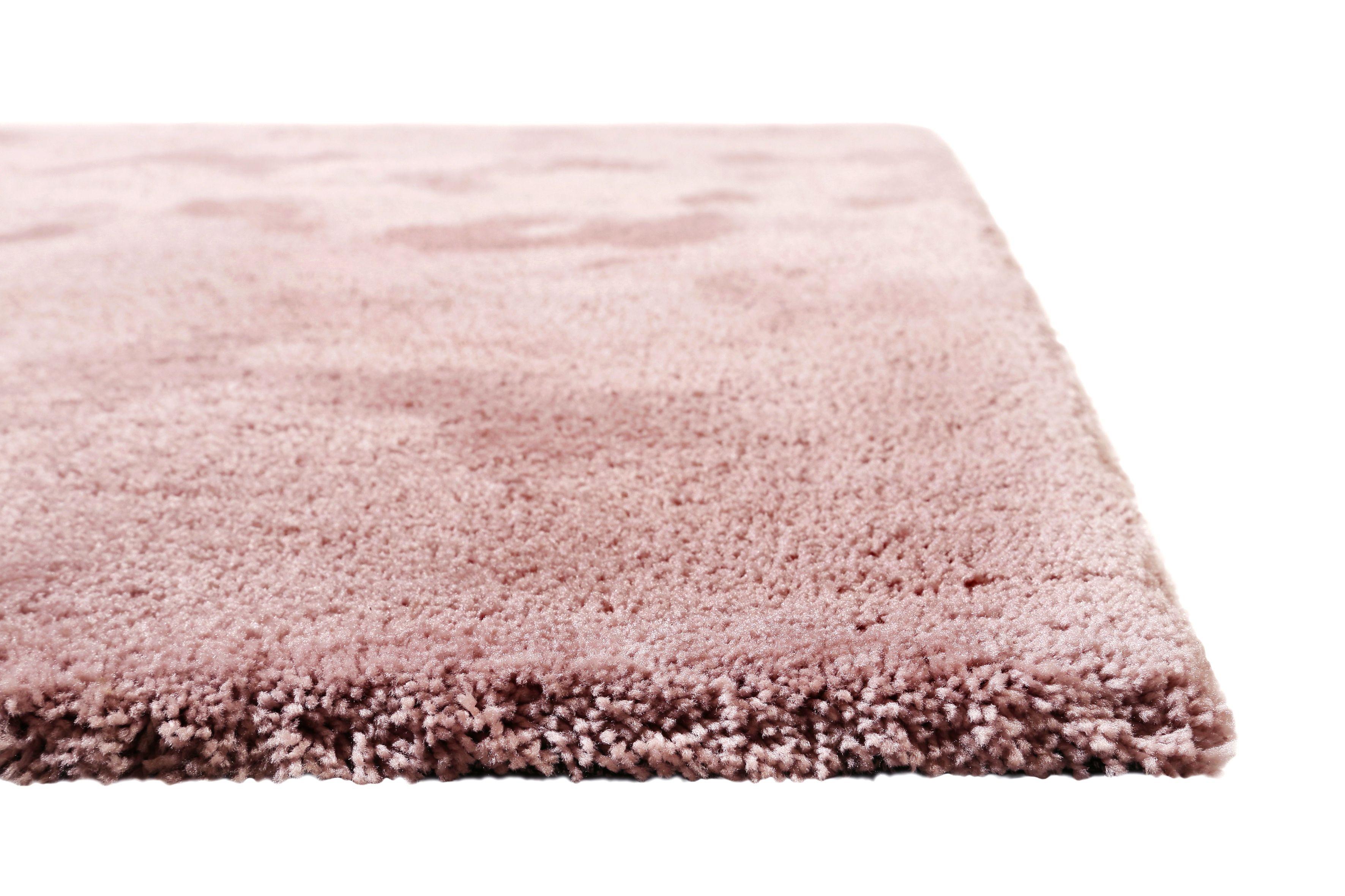 Homie Living Hochflor Teppich Pisa Rosa Hochflor Teppich Teppich Vintage Teppiche