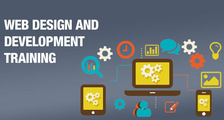 Get The Best Web Design Training In Ambala Only From The Best Institute Bytes Infotech With 100 Job Assis Web Design Web Design Training Online Web Design