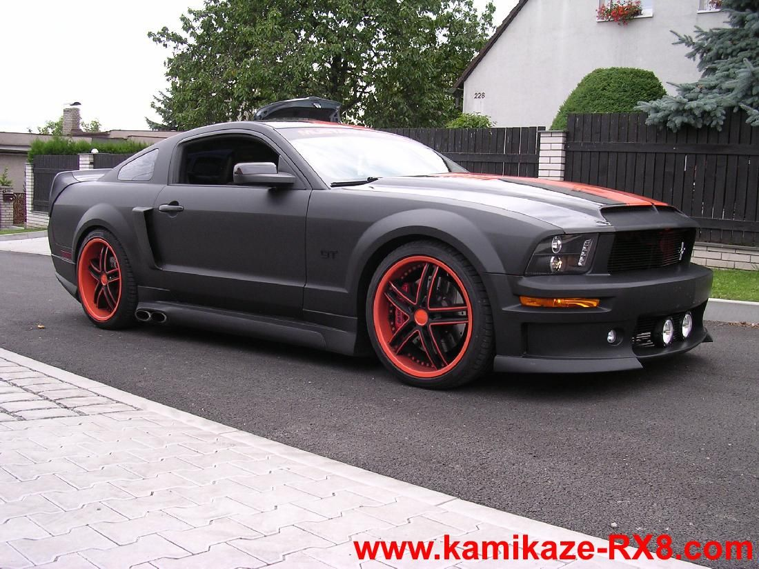 saleen mustang dang awesome car right there mustang. Black Bedroom Furniture Sets. Home Design Ideas