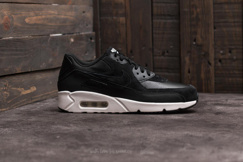 nike air max 90 ultra 2.0 leather black