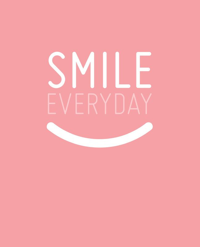 Smile And The World Smiles With You Inspirational Quotes Inspirational Words Smile Quotes