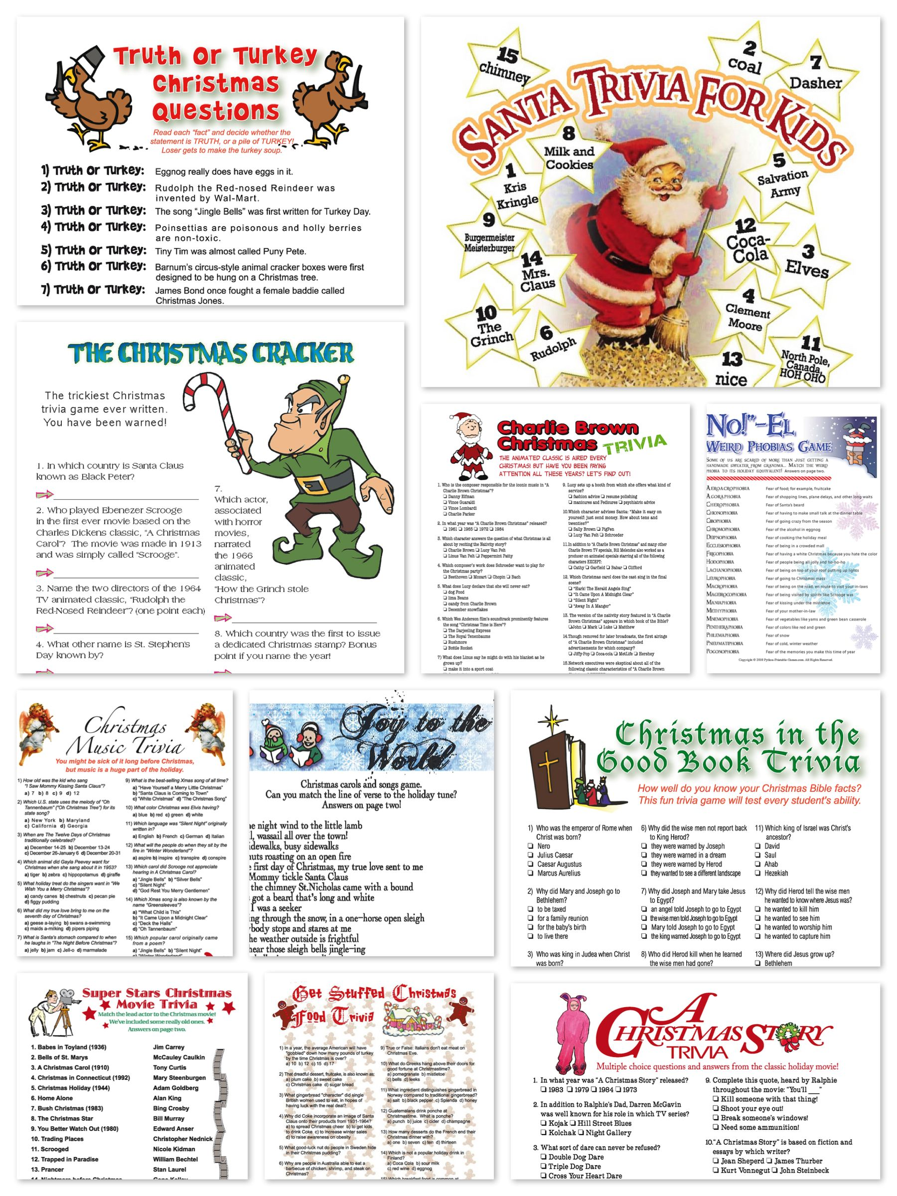 Holiday Gift Exchange Games Christmas gift exchange