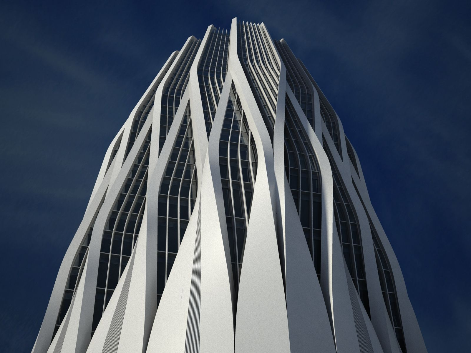 Central Bank Of Iraq Architecture Zaha Hadid Architects