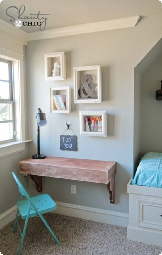 DIY Wall Decor   I love this idea for turning old picture frames ...