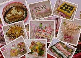 Seserahan Makanan Tray Souvenir Gifts