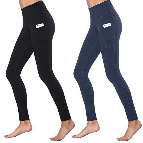 HOFI High Waist Yoga Pants for Women 4 Way Stretch, 9865